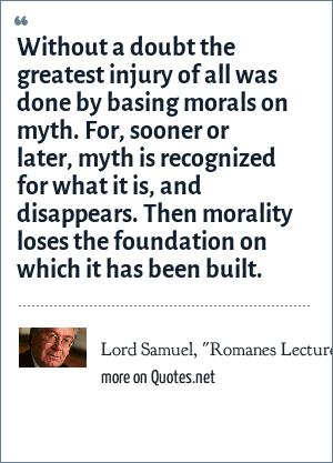 Lord Samuel,