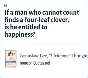 Stanislaw Lec,