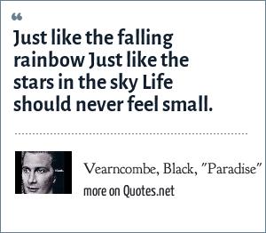 Vearncombe, Black,
