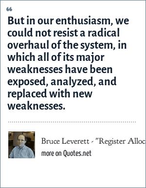 Bruce Leverett -