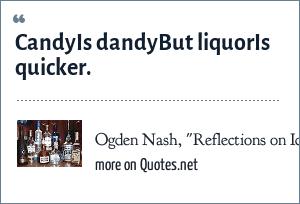Ogden Nash,