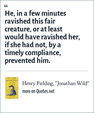 Henry Fielding,