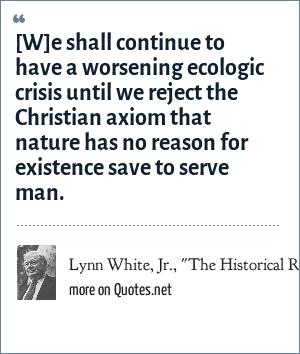 Lynn White, Jr.,
