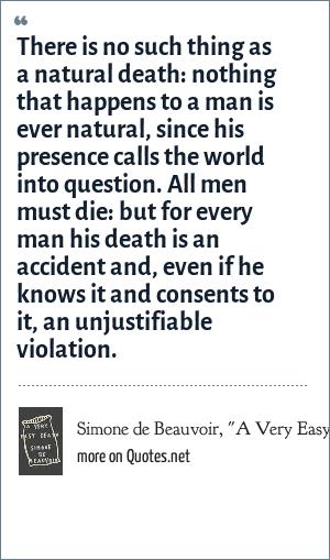 Simone de Beauvoir,