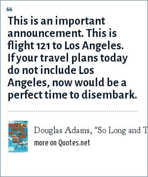 Douglas Adams,