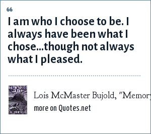 Lois McMaster Bujold,
