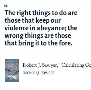 Robert J. Sawyer,