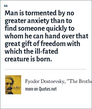 Fyodor Dostoevsky,