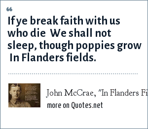 John McCrae,