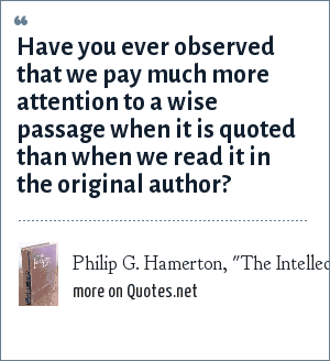 Philip G. Hamerton,