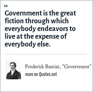 Frederick Bastiat,