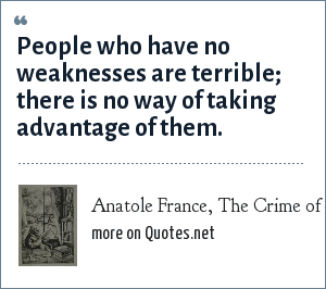Anatole France The Crime Of Sylvestre Bonnard People Who Have No