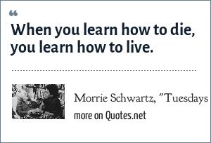 Morrie Schwartz,