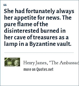 Henry James,