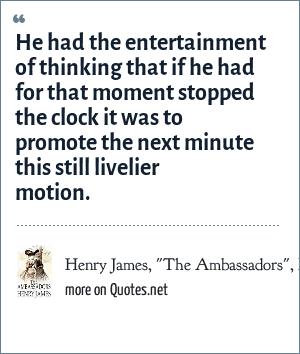 Henry James,