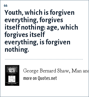 George Bernard Shaw, Man and Superman (1903)