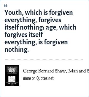 George Bernard Shaw, Man and Superman (1903)