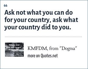 KMFDM, from