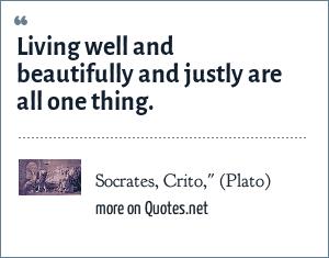 Socrates, Crito,