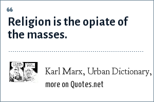 Karl Marx, Urban Dictionary, under