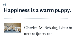 Charles M. Schultz, Linus in