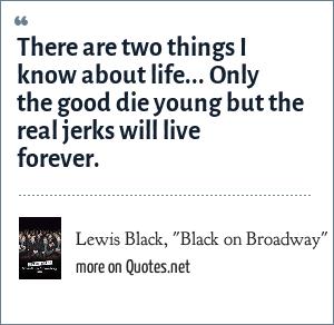 Lewis Black,