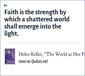 Helen Keller,