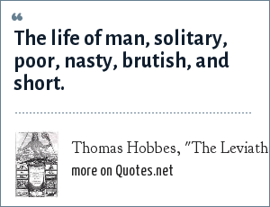 Thomas Hobbes,