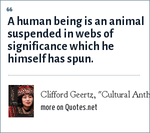Clifford Geertz,