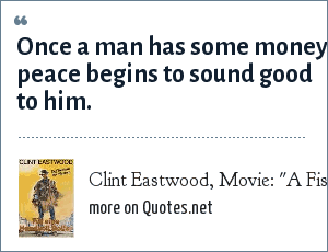 Clint Eastwood, Movie: