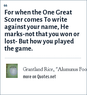Grantland Rice,