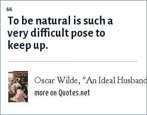 Oscar Wilde,