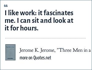 Jerome K. Jerome,