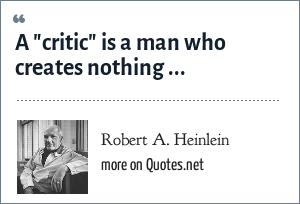 Robert A. Heinlein: A