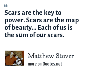 Image result for famous scars quotes